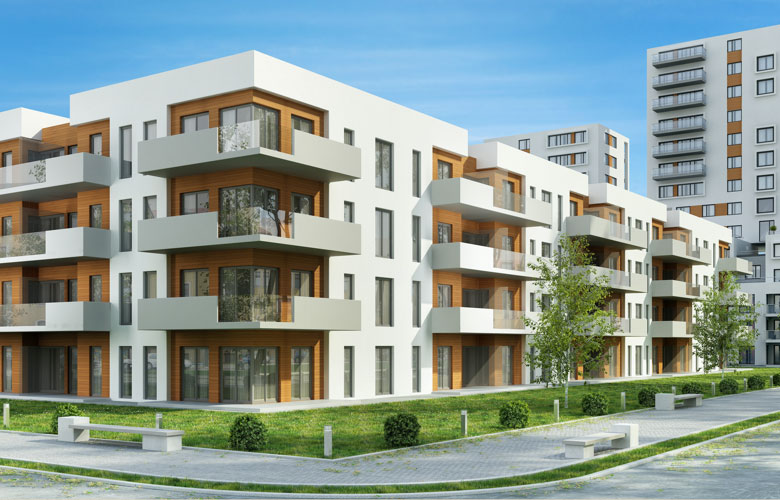 Immobilienbewirtschaftung: Aufnahme einer Mietliegenschaft