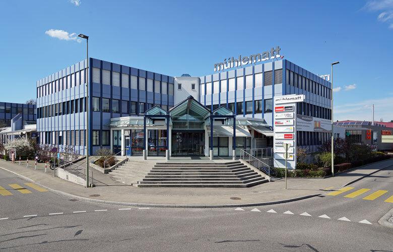 Immobilien Dienstleistung: Geschäftshaus Mühlematt
