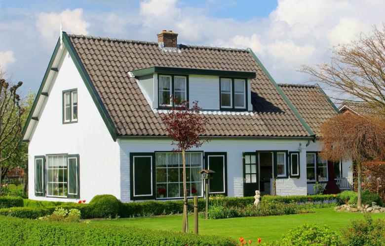 Verkauf einer Liegenschaft: Einfamilienhaus mit Garten